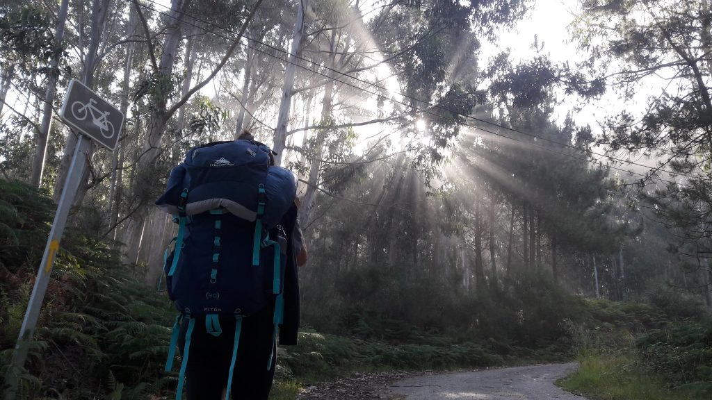 Hiking the Camino Trail